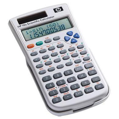 Scientific Calculator White