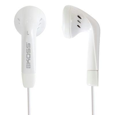 Portable Earbuds White