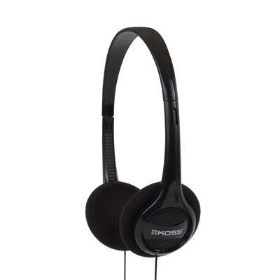 Portable Headphones Black