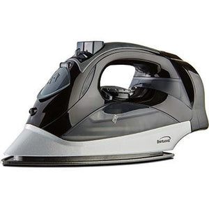 Power Steam Iron Nonstick Blck