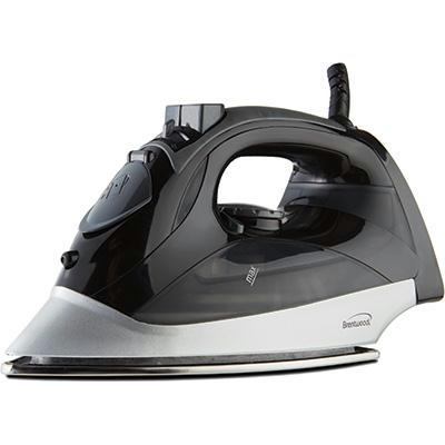 Power Steam Iron Stainlss Blck