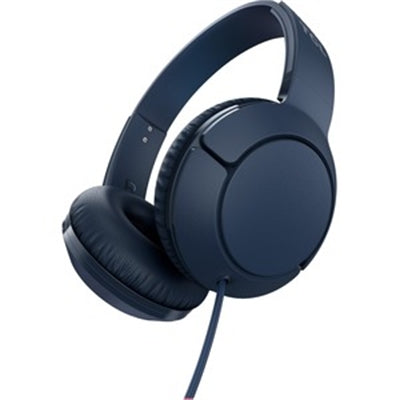 TCL MTRO200 Blue Headphones