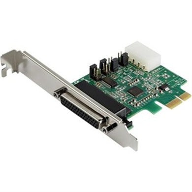 4 Port PCI Express RS232 Card