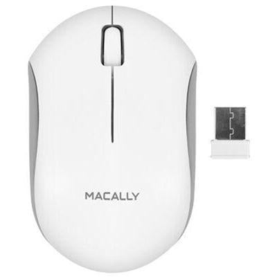 Wireless 3 bttn optcl RF mouse