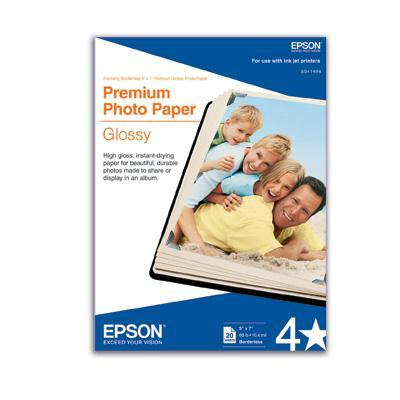 Epson America Inc Borderless Photo Paper 5x7