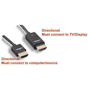 Slim HDMI Cable  6 Feet