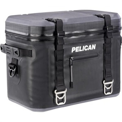 24 Can Soft Cooler Blk