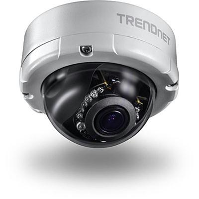 IndrOutdr 4 MP PoE IR Dome Cam