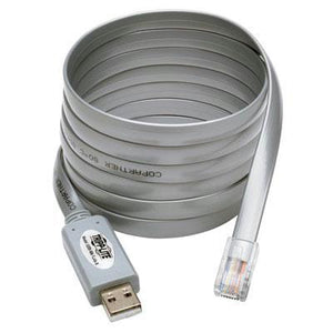 USB RJ45 Serial RO Cable 6'