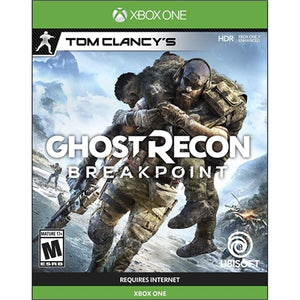 GhostRecon BreakpointDay2  XB1