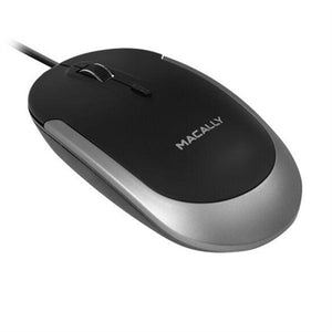 USBC Optical Mouse Black Gray