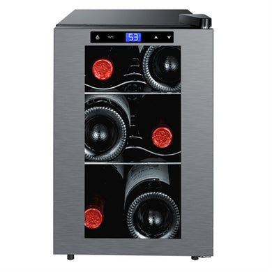 Countertop 6 Bottle WineCooler