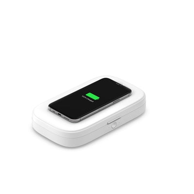 BOOST CHARGE UV Sanitizer + Wi