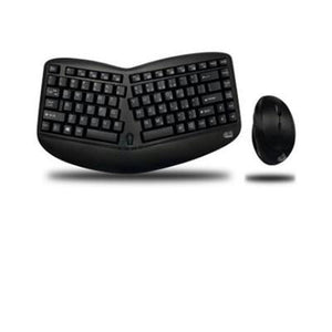 Wireless Ergo Keyboard & Mouse