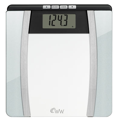 Body Analysis Glass Scale