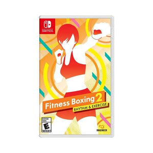 Fitness Boxing2 RhythmExer NSW