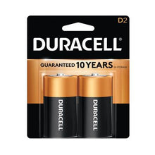Load image into Gallery viewer, DURACELL ALK D-2PK