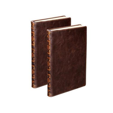 Vintage Journal Notebook 2pk
