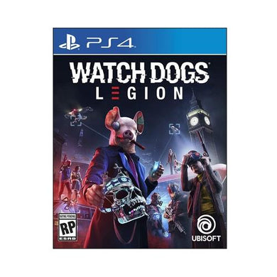 Watchdogs Legion LE PS4
