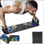 Push Up Rack Board 9 in 1
