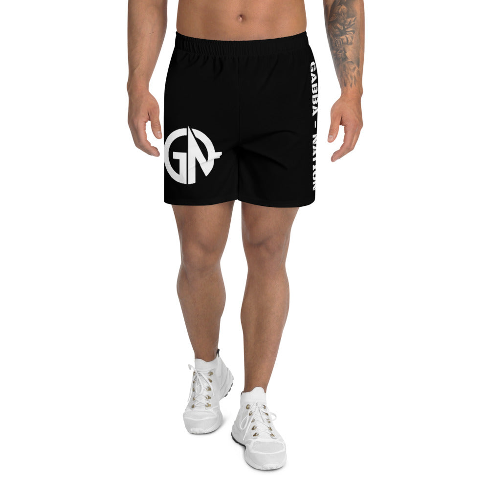 GABBA-NATION BERLIN Men's Athletic Long Shorts