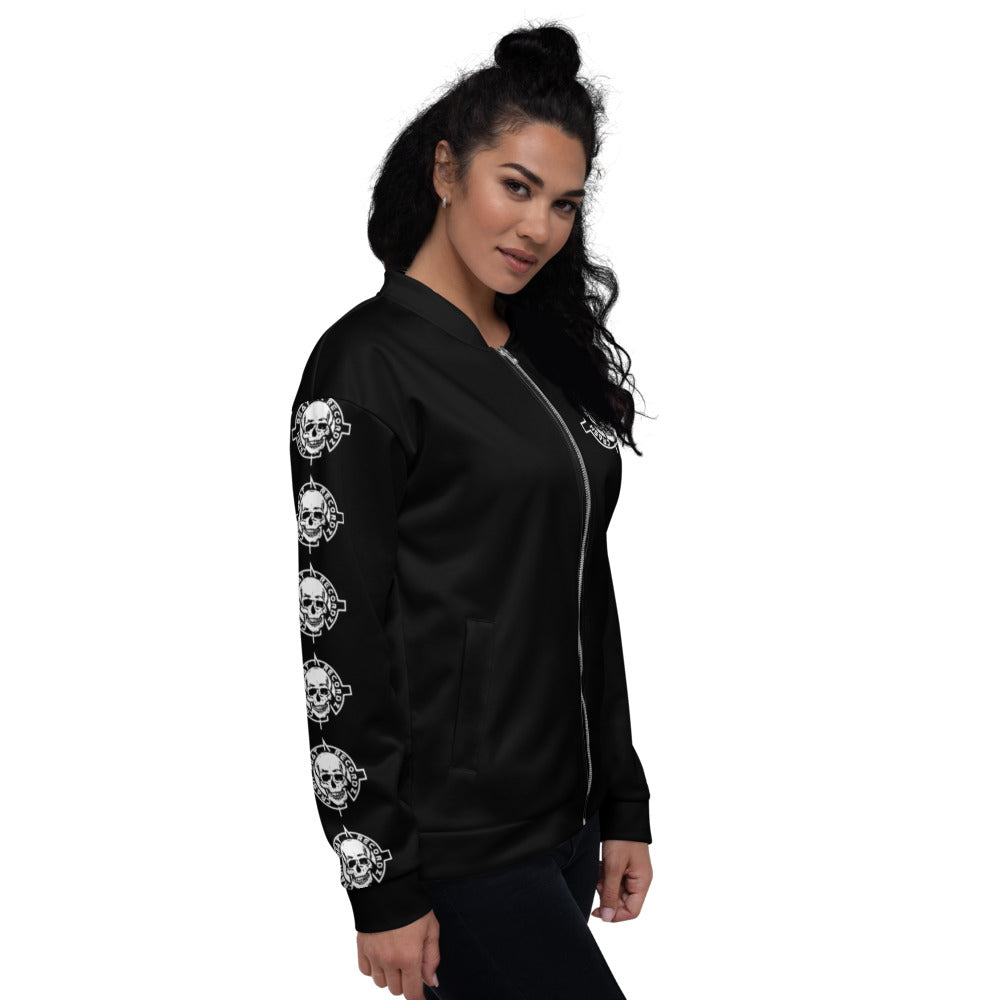 Dj Robsen GN Support Unisex Bomber Jacket - Crash Beat Recordz