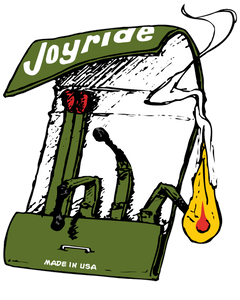 Joyride Fuego Matches T-Shirt