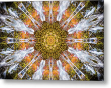 Load image into Gallery viewer, Mandala 013 - Metal Print