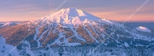 Load image into Gallery viewer, Mt. Bachelor Sunrise - Metal Print