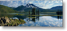 Load image into Gallery viewer, Sparks Lake - Metal Print