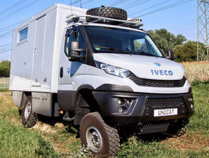 Iveco Daily Camper 4x4 - Daily TC 36 C