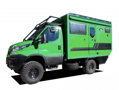 iveco daily camper 4x4