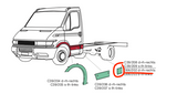 Modenatura Paracolpo laterale Cabina Iveco Daily - 504099615 - Specialista Daily