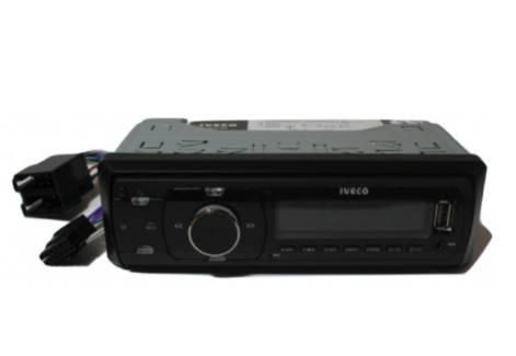 Radio Iveco Daily 2014 - Iveco Digital 500050806