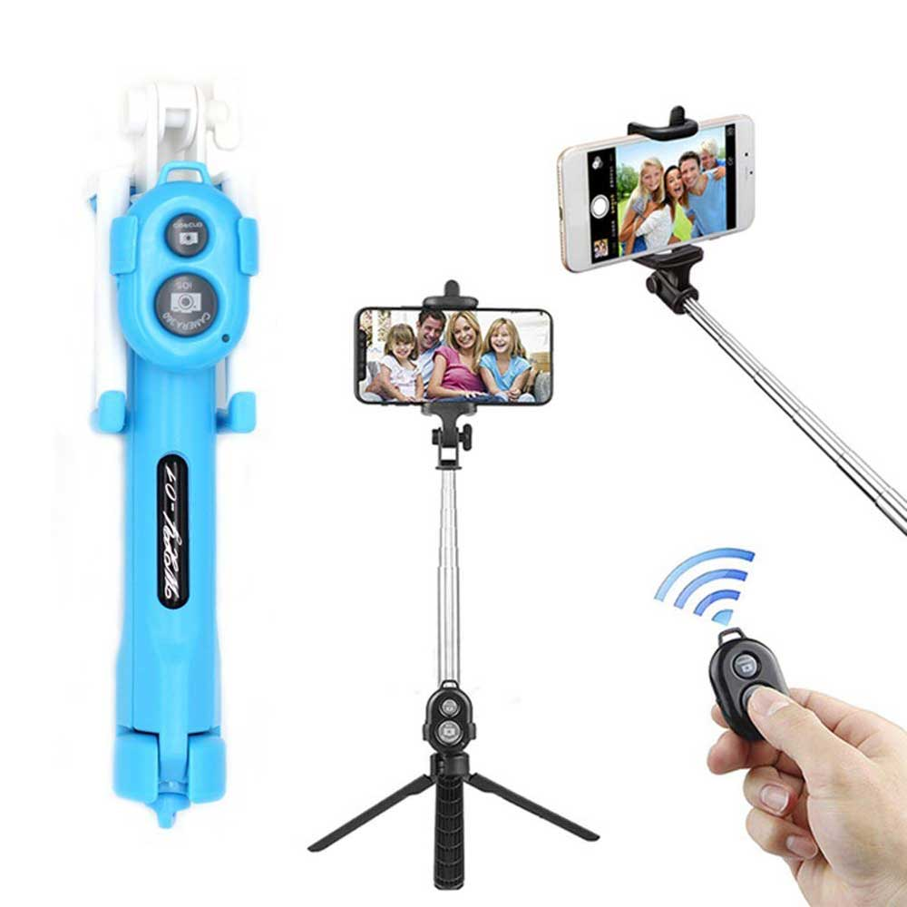3 in 1 Wireless Bluetooth Selfie Stick + Tripod