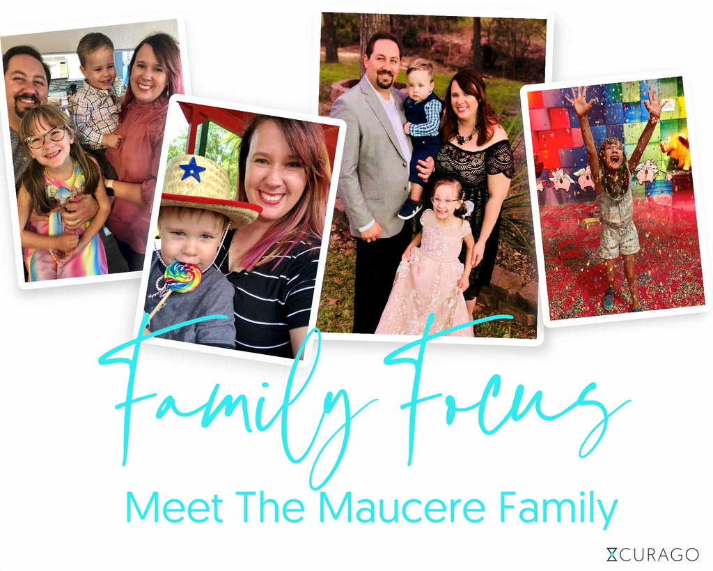 Family Focus:  Meet the Maucere Family