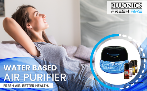 Fresh Aire Water based air purifier
