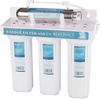 Bluonics 4 Stage Ultraviolet Undersink Water Filter Purification