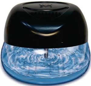 Bluonics Fresh Aire Purifier, Includes a Bottle of Sleep Well Fragrance with 6 LED Color Changing Lights (1 Pack)