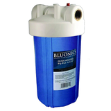 "Bluonics 4.5""x10"" Whole House Water Filter Replacement Canister-Cap not included"