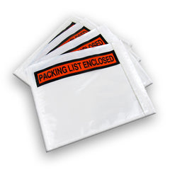"4.5'x5.5"" Standard Packing List Enclosed Envelope Slips"