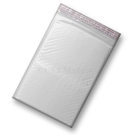 "#0 6.5""x10"" Poly Bubble Envelope Shipping Mailer"