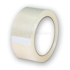 "2 Mil Clear Packing Shipping Tape 2""x330' (110 yds) Double Roll"