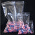 "3"" Zipper Width 2 Mil Clear Poly Reclosable Ziplock Bags"