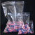 "2"" Zipper Width 2 Mil Clear Poly Reclosable Ziplock Bags"