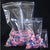 "13"" Zipper Width 2 Mil Clear Poly Reclosable Ziplock Bags"