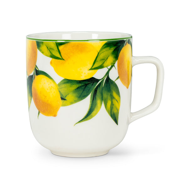 Lemon Tree Wide Mug