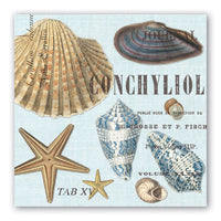 Seashells Luncheon Napkins