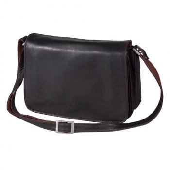 Derek Alexander - Saddle Bag with Flap