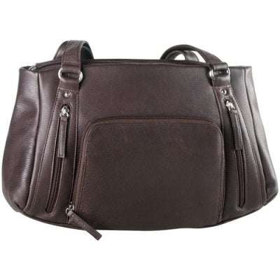Derek Alexander - Top & Front Zip Purse